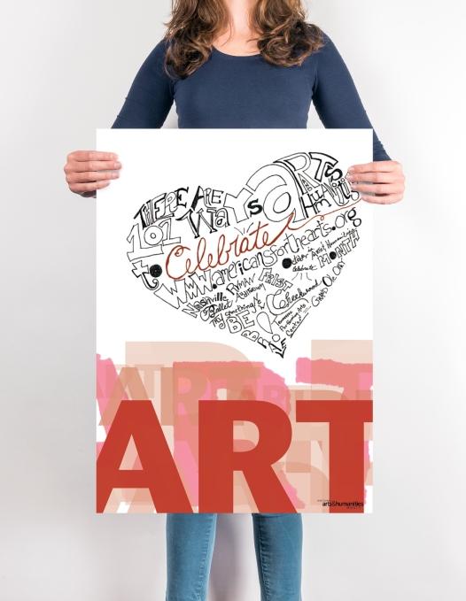 A&H Poster Mockup