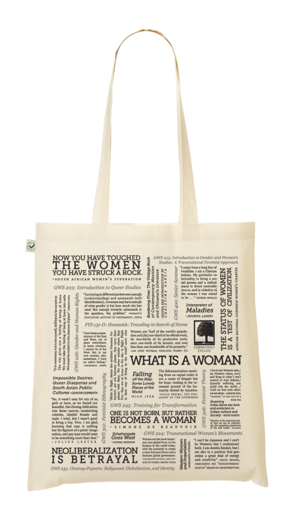 Connecticut College Tote Bag